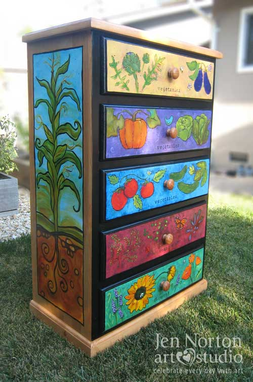 Santa Cruz Grows Seed Library by Jen Norton