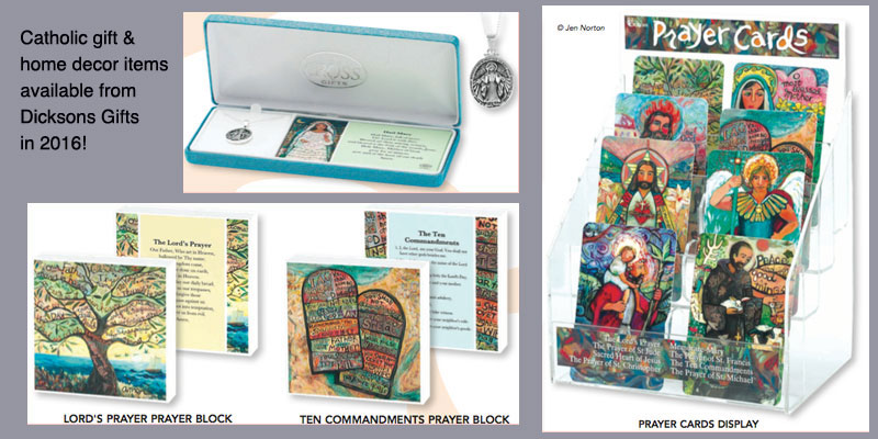 Catholic Gifts by Jen Norton and Dickson's Gifts
