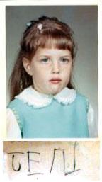 Jen Norton, age 5