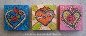 Milagro Heart Trinity