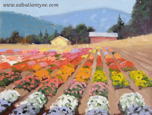 Goldsmith Seed Farm © Andy Ballantyne