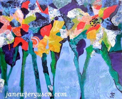 Summer Blooms © Jane Ferguson