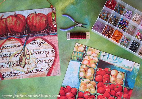 Garden Charms by Jen Norton