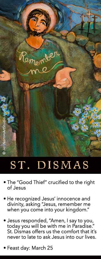 St. Dismas © Jen Norton