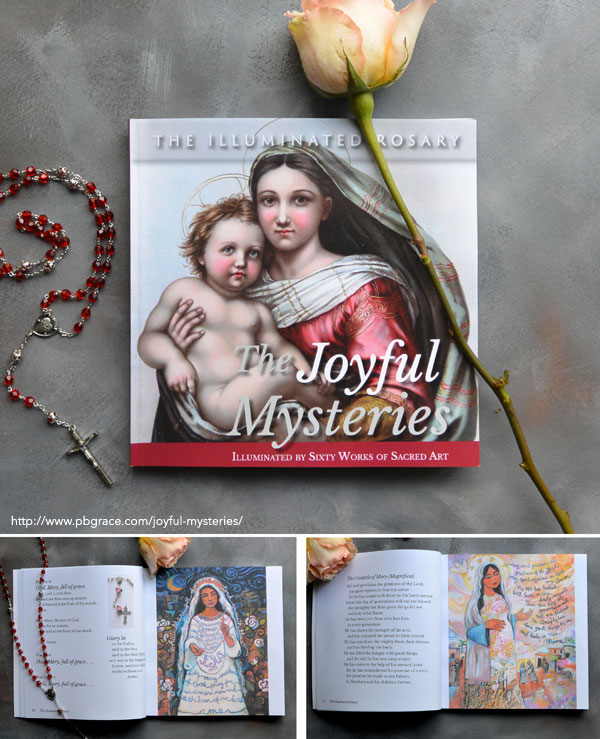 The Joyful Mysteries by Jerry Windley-Daoust