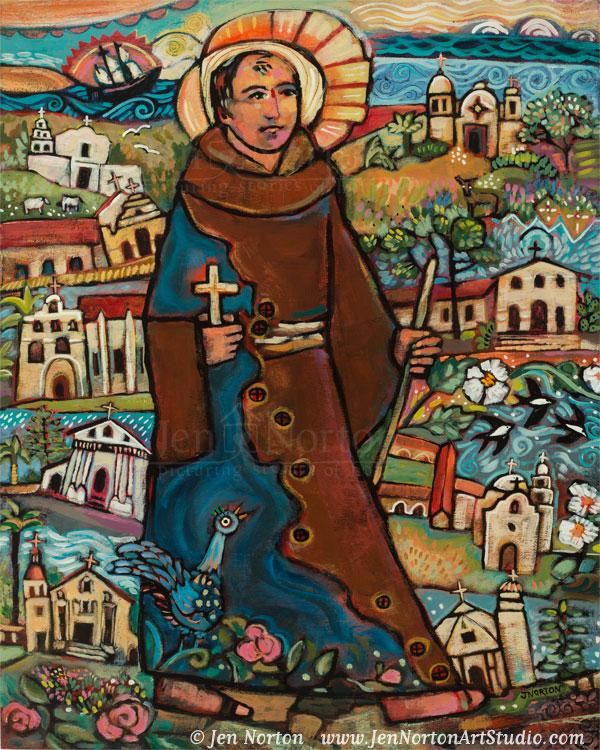 Blessed Fr. Junipero Serra: A Man with a Mission