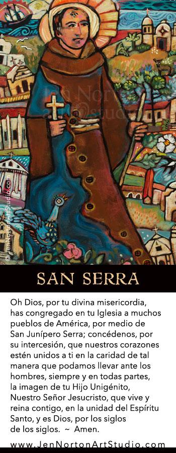 San Serra ©Jen Norton