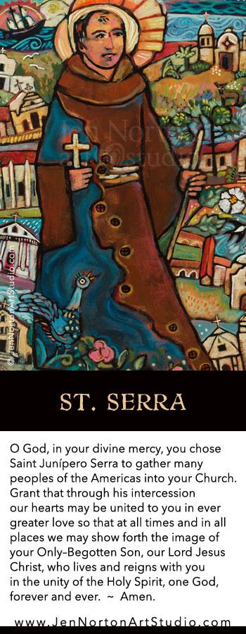 St. Junipero Serra ©Jen Norton